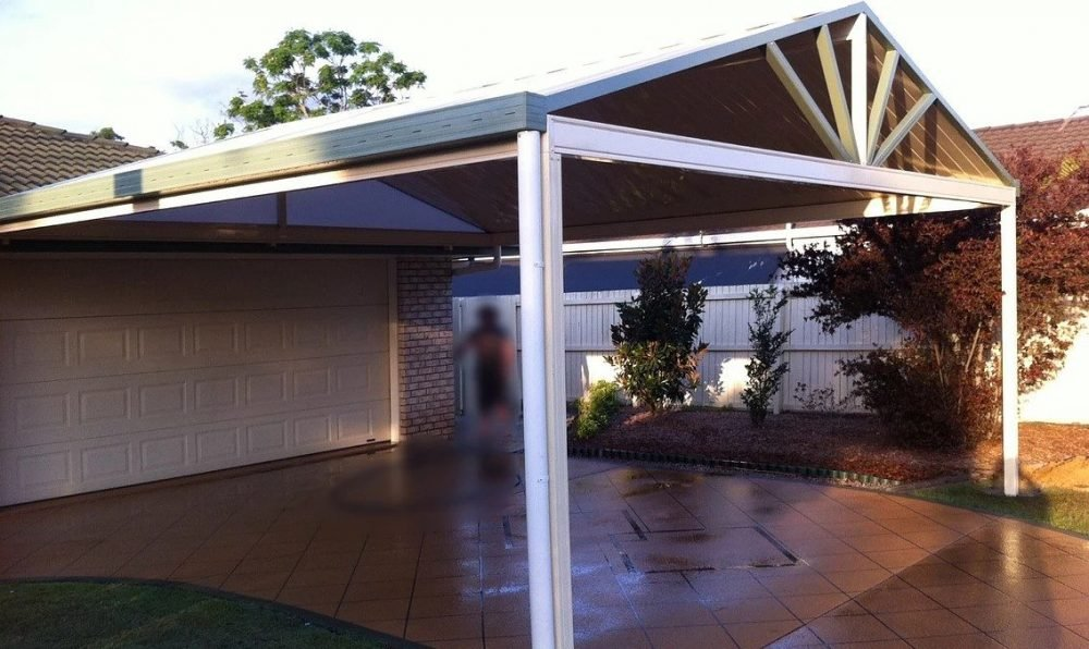 carports - servicing the Sunshine Coast, North Brisbane and surrounds.