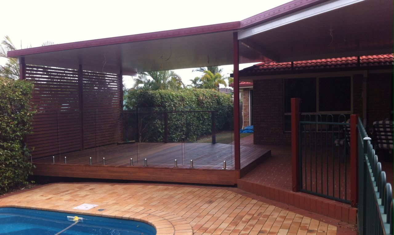 Raymond Terrace back patio replacement AFTER