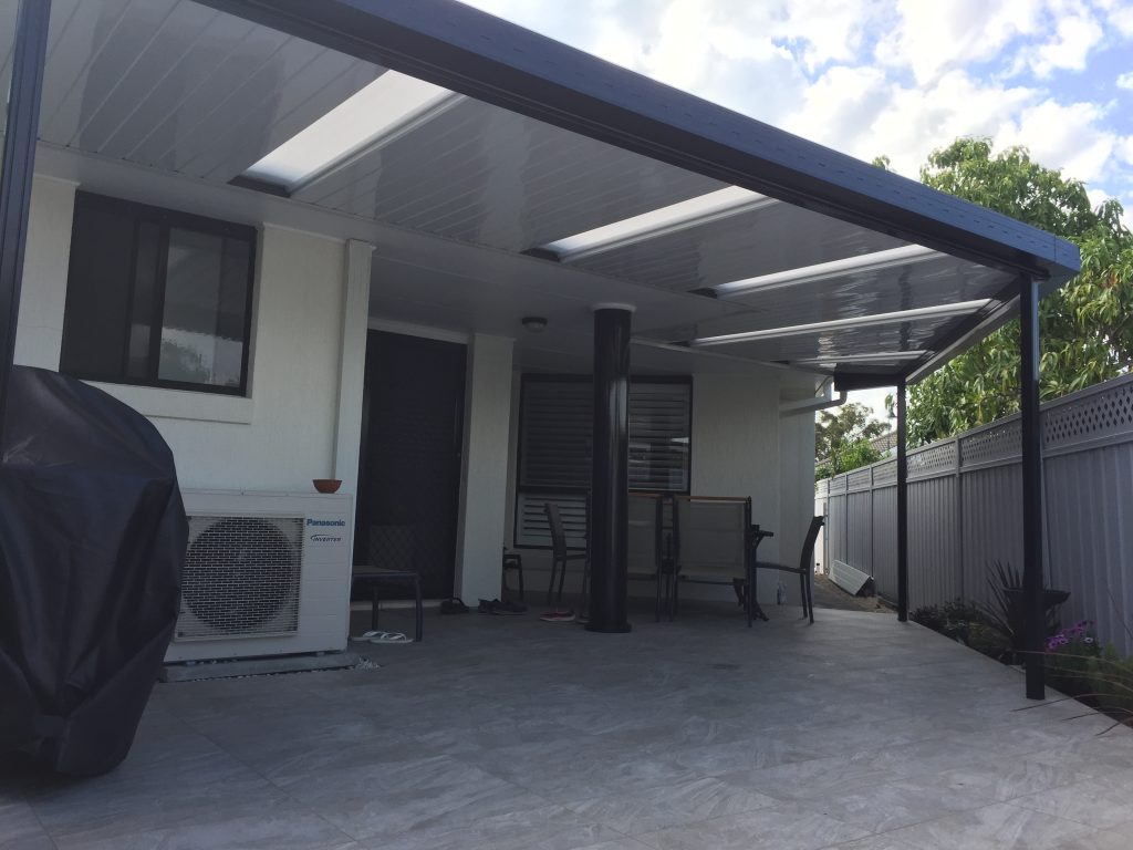 patios - servicing the Sunshine Coast, North Brisbane and surrounds.